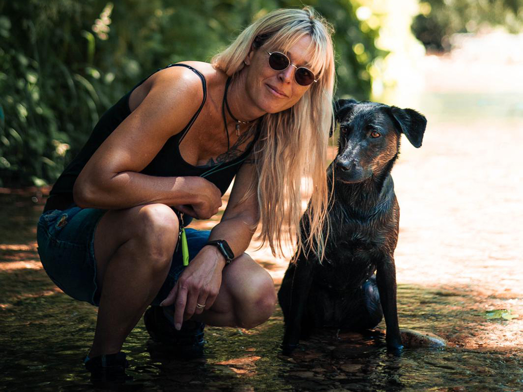 Manuela Steinberger mit Queenforest Aurum Aruba, Foto: Loreen Zwarg
